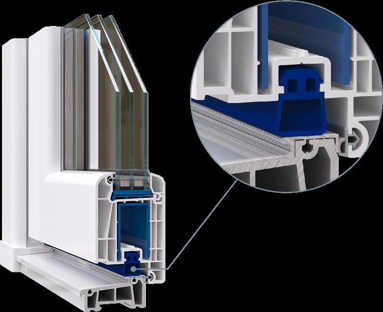Windstop перешкоджає попаданню холодного повітря в приміщення і значно покращує теплоізоляцію